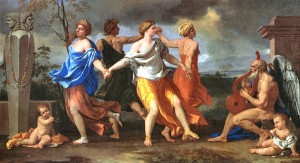 Nicolas Poussin: A Dance to the Music of Time (1634-36)